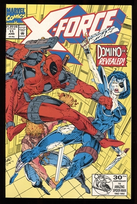 Picture of X-FORCE (1991) #11 9.6 NM+
