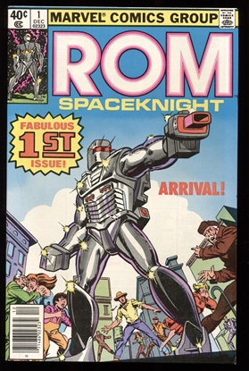 Picture of ROM (1979) #1 9.2 NM-