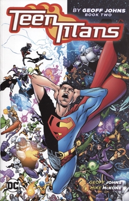 Picture of TEEN TITANS BY GEOFF JOHNS TPB BOOK 2