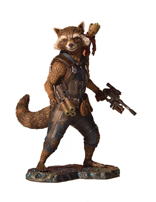 Picture of MARVEL GOTG 2 ROCKET & GROOT COLLECTORS GALLERY STATUE