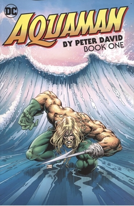 Picture of AQUAMAN BY PETER DAVID TP BOOK 1