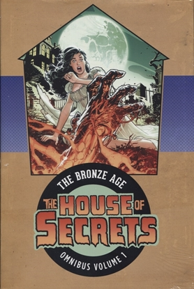 Picture of HOUSE OF SECRETS THE BRONZE AGE OMNIBUS HC VOL 1