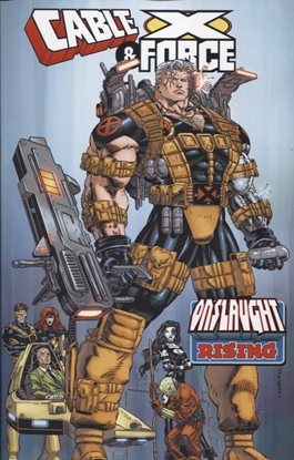 Picture of CABLE & X-FORCE TPB ONSLAUGHT RISING