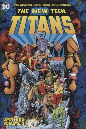 Picture of NEW TEEN TITANS OMNIBUS HC VOL 2 NEW EDITION