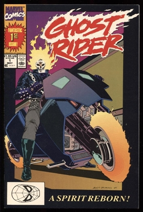 Picture of GHOST RIDER (1990) #1 9.4 NM
