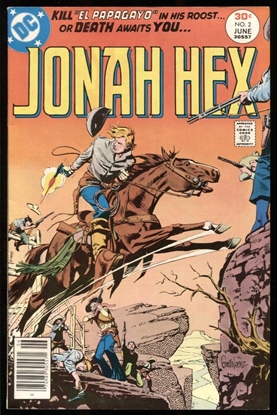 Picture of JONAH HEX (1977) #2 8.0 VF