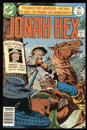 Picture of JONAH HEX (1977) #3 8.0 VF
