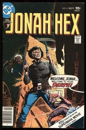Picture of JONAH HEX (1977) #4 8.5 VF+