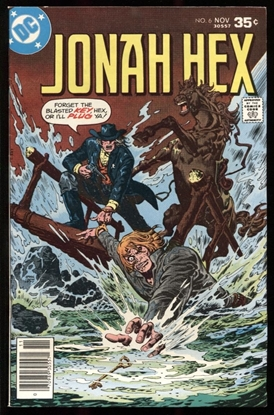 Picture of JONAH HEX (1977) #6 8.0 VF