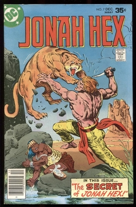 Picture of JONAH HEX (1977) #7 8.0 VF