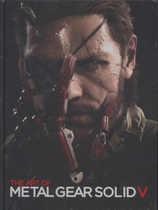 Picture of ART OF METAL GEAR SOLID V HC (C: 0-1-2)