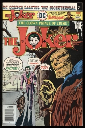 Picture of JOKER (1975) #8 9.0 VF/NM