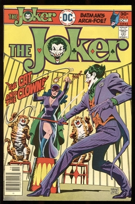 Picture of JOKER (1975) #9 9.2 NM-