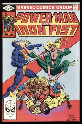 Picture of POWER MAN AND IRON FIST (1972) #84 9.4 NM
