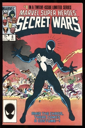 Picture of MARVEL SUPER HEROES SECRET WARS #8 9.2 NM-