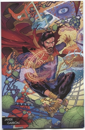 Picture of DOCTOR STRANGE DAMNATION #1 (OF 4) GARRON YOUNG GUNS VAR