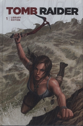 Picture of TOMB RAIDER LIBRARY EDITION HC VOL 01 (C: 1-0-0)