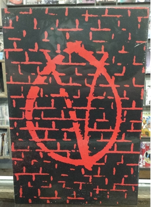 Picture of ABSOLUTE V FOR VENDETTA HC