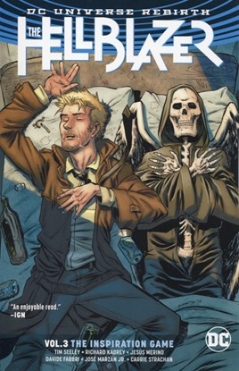 Picture of HELLBLAZER TP VOL 3 THE INSPIRATION GAME REBIRTH