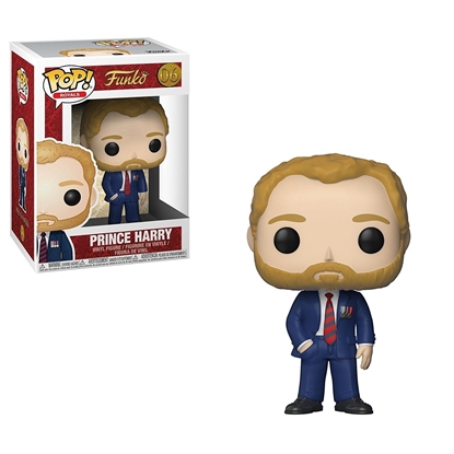 Picture of FUNKO POP ROYALS PRINCE HARRY #06 NEW VINYL FIGURE