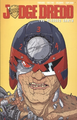 Picture of JUDGE DREDD BLESSED EARTH TPB VOL 2