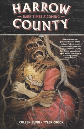 Picture of HARROW COUNTY TP VOL 07 DARK TIMES A COMING