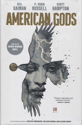 Picture of NEIL GAIMAN AMERICAN GODS HC VOL 01 SHADOWS]
