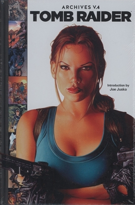 Picture of TOMB RAIDER ARCHIVES HC VOL 04 (C: 1-0-0)