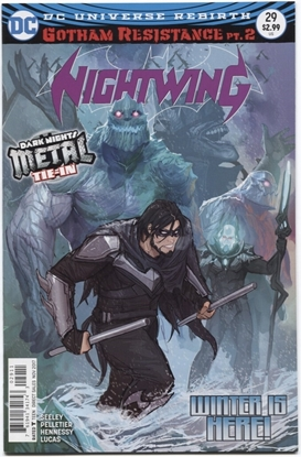 Picture of NIGHTWING (1996) #29 9.4 NM