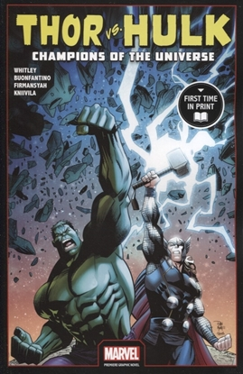 Picture of THOR VS HULK TP CHAMPIONS OF UNIVERSE