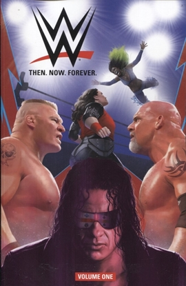 Picture of WWE THEN NOW FOREVER TP VOL 01 (C: 0-1-1)