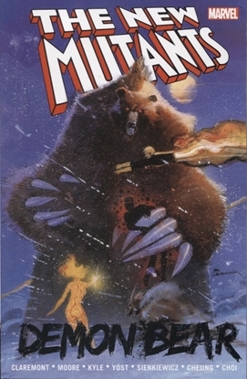 Picture of NEW MUTANTS TP DEMON BEAR
