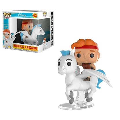 Picture of FUNKO POP RIDES DISNEY HERCULES & PEGASUS #43 NEW VINYL FIGURE
