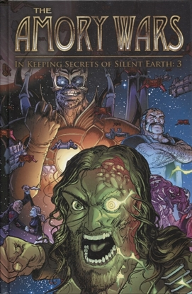Picture of AMORY WARS HC KEEPING SECRETS OF SILENT EARTH 3 (RES) (MR) (