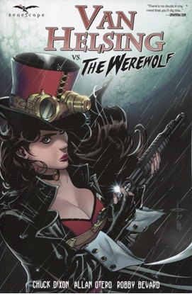 Picture of VAN HELSING VS WEREWOLF TP