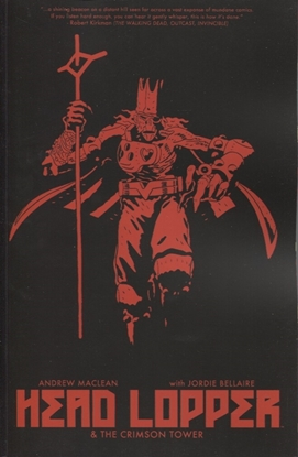 Picture of HEAD LOPPER TPB VOL 2 CRIMSON TOWER