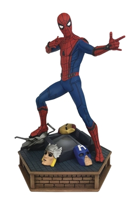 Picture of MARVEL PREMIER COLL SPIDER-MAN HOMECOMING STATUE