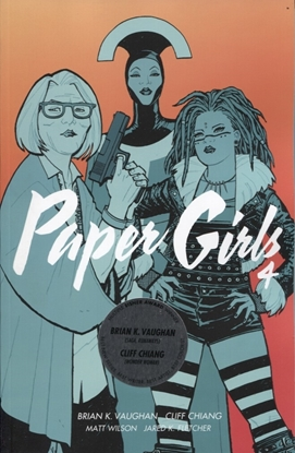 Picture of PAPER GIRLS TP VOL 04