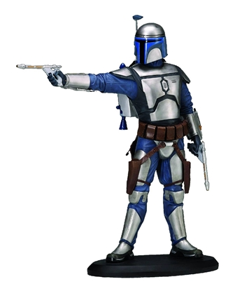 Picture of SW ELITE COLLECTION JANGO FETT RESIN STATUE
