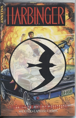 Picture of HARBINGER CHILDREN OF THE EIGHTH DAY TPB SEALED