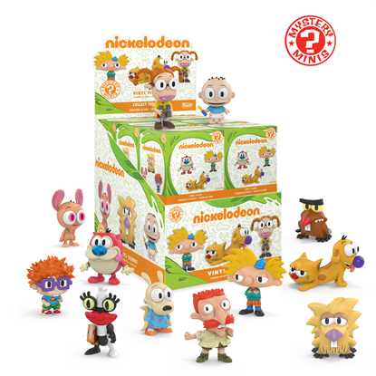 Picture of FUNKO NICKELODEON MYSTERY MINI BLIND BOX VINYL FIGURE 12
