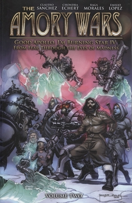 Picture of AMORY WARS GOOD APOLLO TP VOL 02 (MR) (C: 0-1-2)