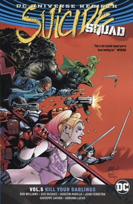 Picture of SUICIDE SQUAD TP VOL 05 KILL YOUR DARLINGS REBIRTH