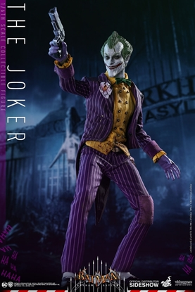 Picture of HOT TOYS JOKER BATMAN ARKHAM ASYLUM 1:6 SCALE FIGURE