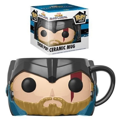Picture of FUNKO POP HOME MARVEL THOR RAGNAROK THOR HEAD MUG