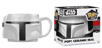 Picture of FUNKO POP HOME MARVEL BOBA FETT (PROTOTYPE) HEAD MUG