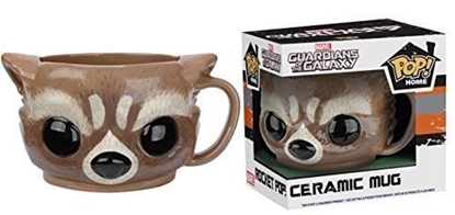 Picture of FUNKO POP HOME MARVEL ROCKET RACOON HEAD MUG