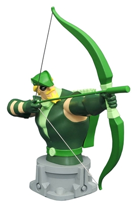 Picture of JLA THE ANIMATED SERIES GREEN ARROW BUST