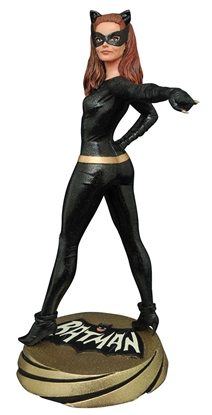Picture of BATMAN 1966 PREM COLL CATWOMAN STATUE