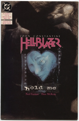 Picture of HELLBLAZER (1988) #27 9.4 NM